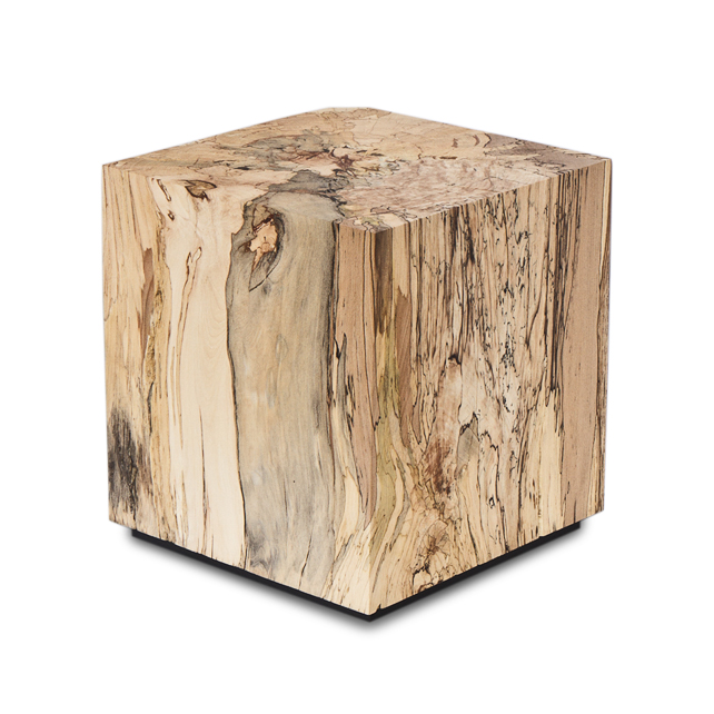 Spalted Beech Block Alex Brooks Furniture