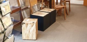 Alex Brooks Furniture Wood Blocks Dansel Gallery Dorset
